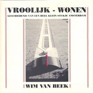 Kunst & Architectuur, Blok 4 in de Krusemanstraat. Geschiedenis van een klein stukje Amsterdam